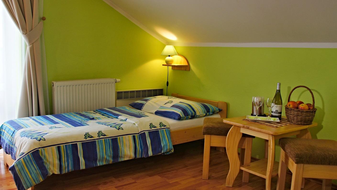 Dvojlôžková izba (oddelené postele)